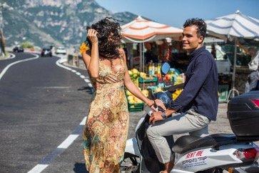 Perché noleggiare uno scooter per muoversi a Positano?