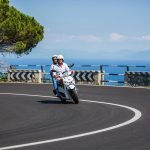 Amalfi by Scooter