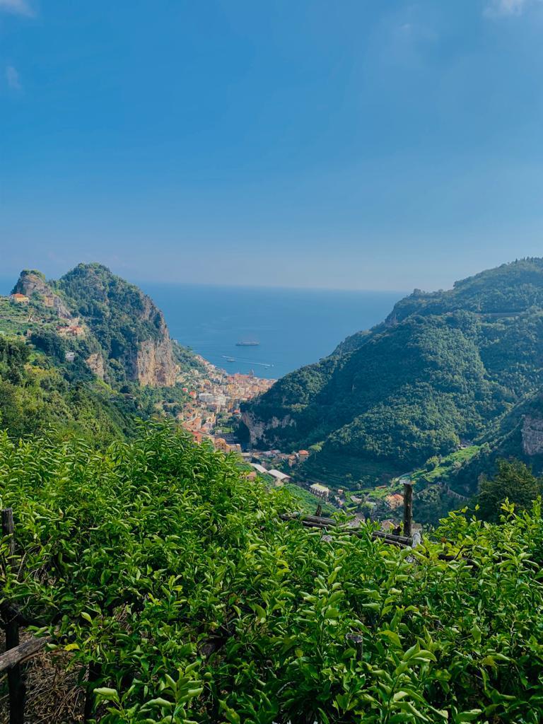Scala Costiera Amalfitana