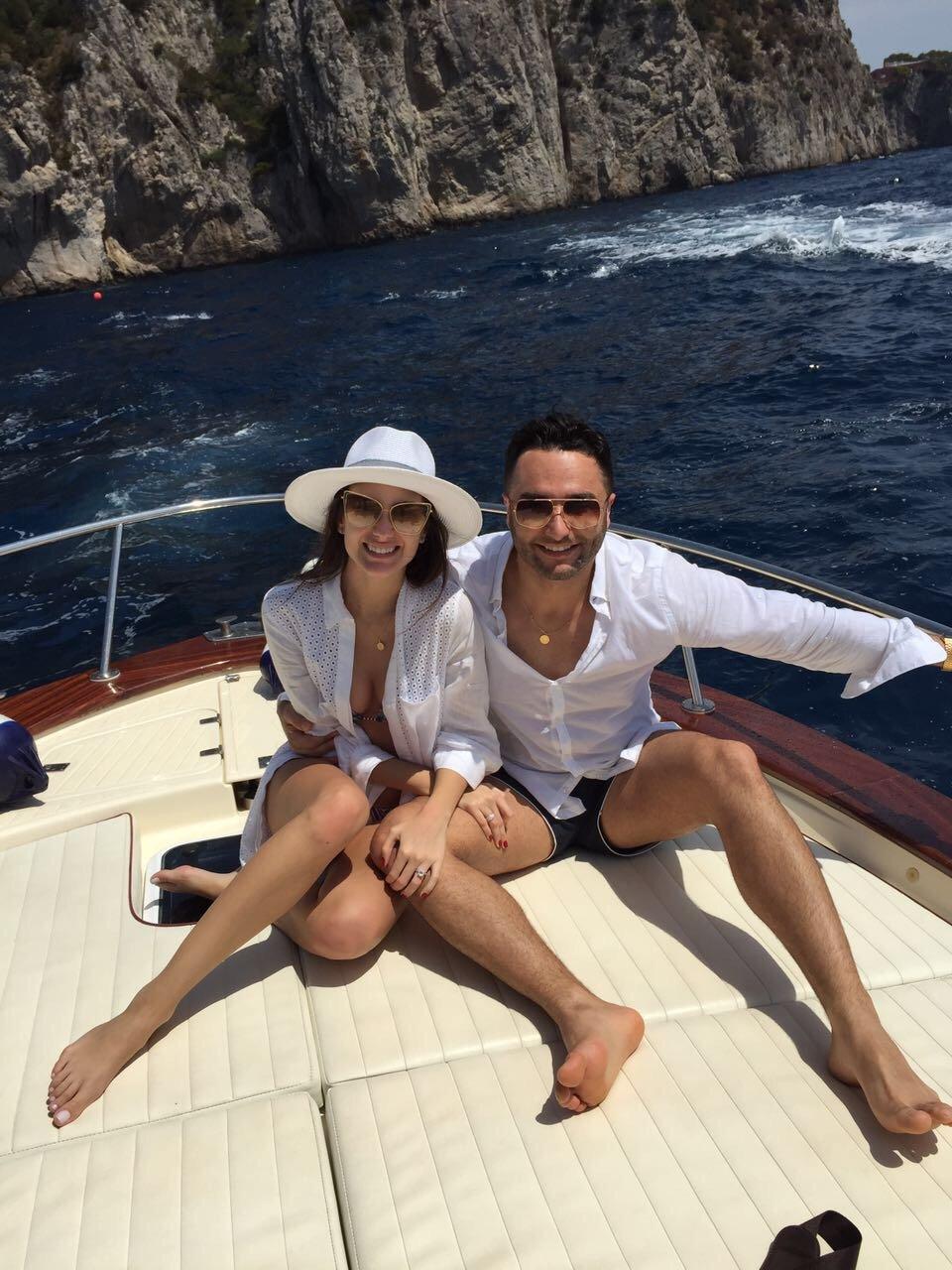 Tour in barca a Ischia