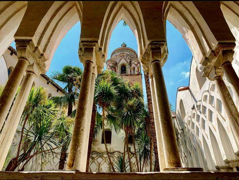 Chiostro del Paradiso Amalfi
