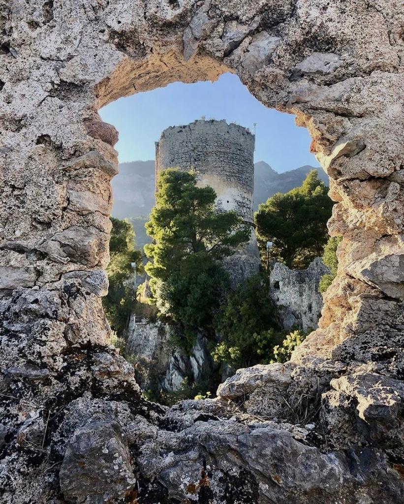 Torre dello ziro ad Amalfi