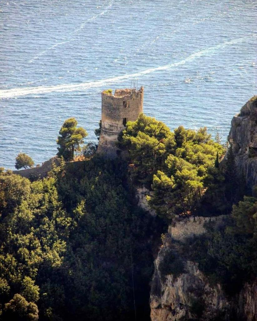 Amalfi Torre dello Ziro