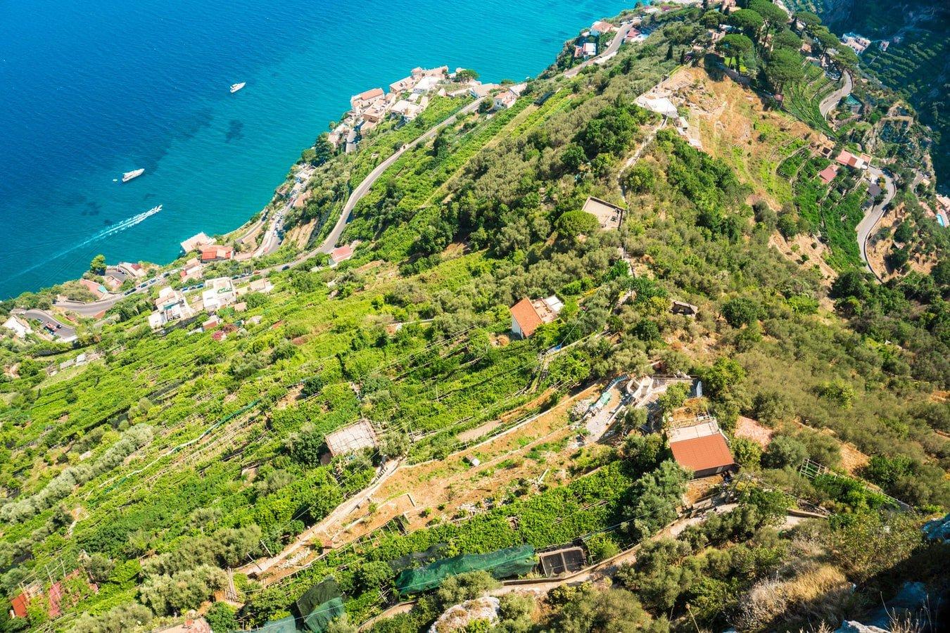 Cosa vedere nei dintorni di Amalfi