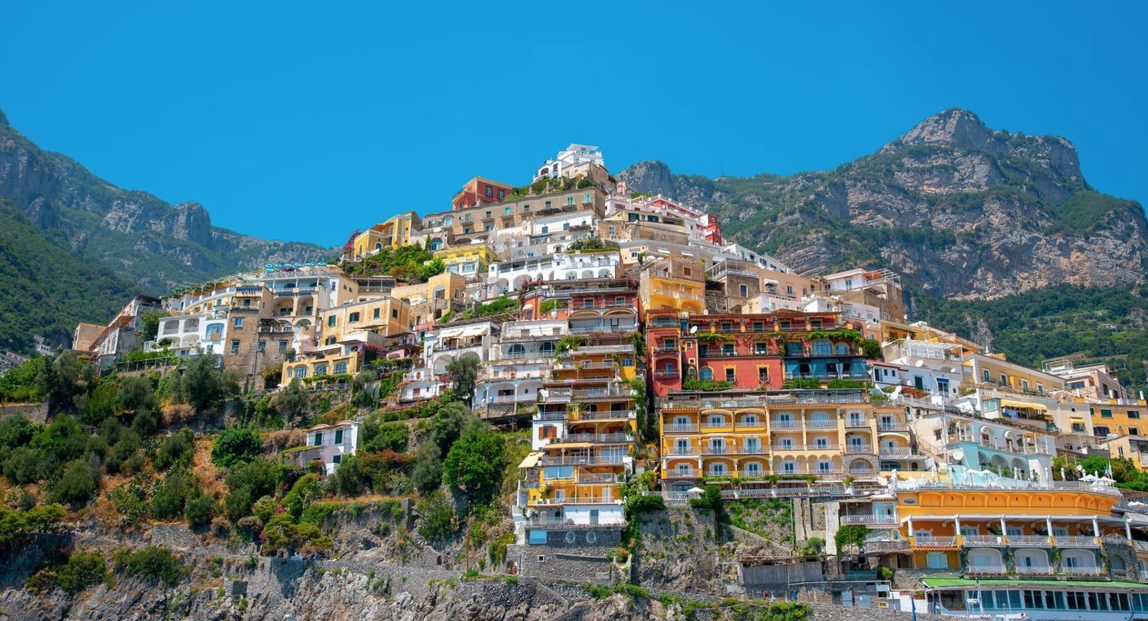 Amalfi and surroundings itinerary by car