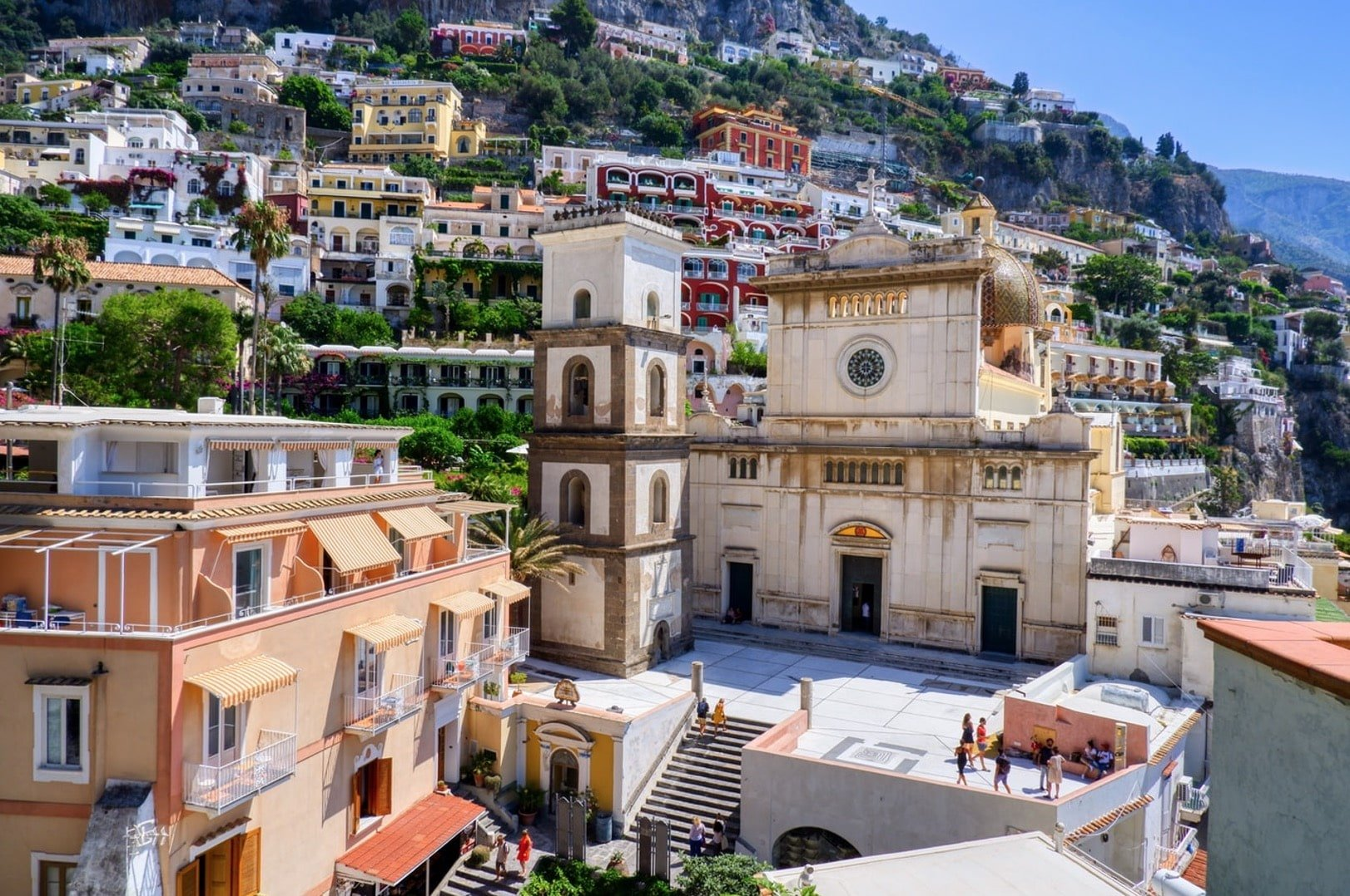 Discover by car hidden villages and small towns of the Amalfi Coast
