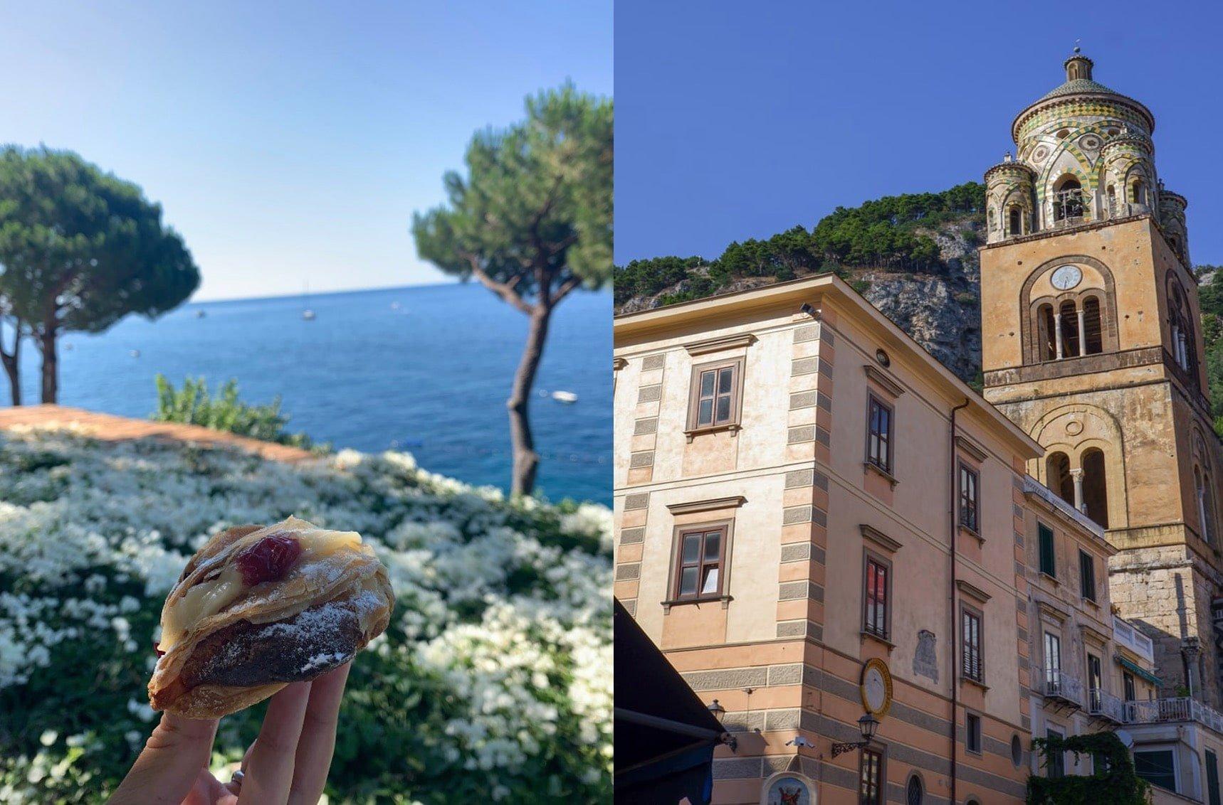 Gastronomic itinerary of the Amalfi Coast