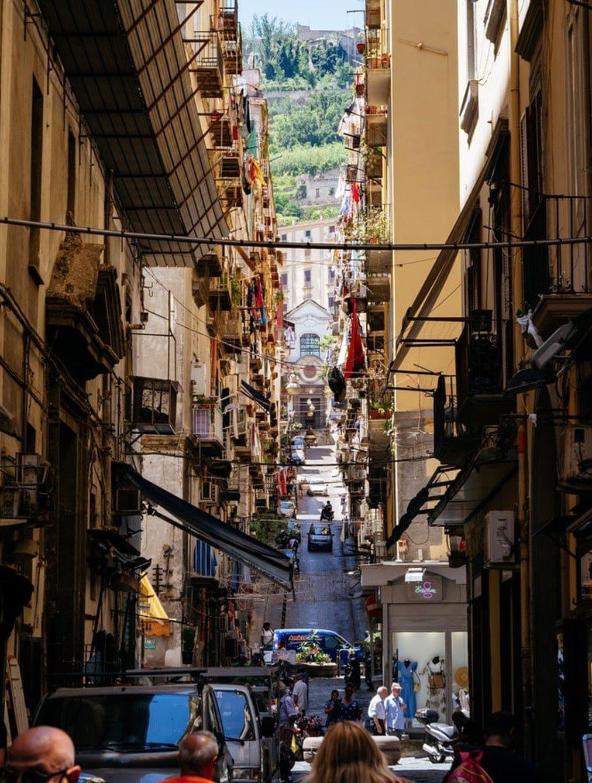 Andare a Pompei da Napoli