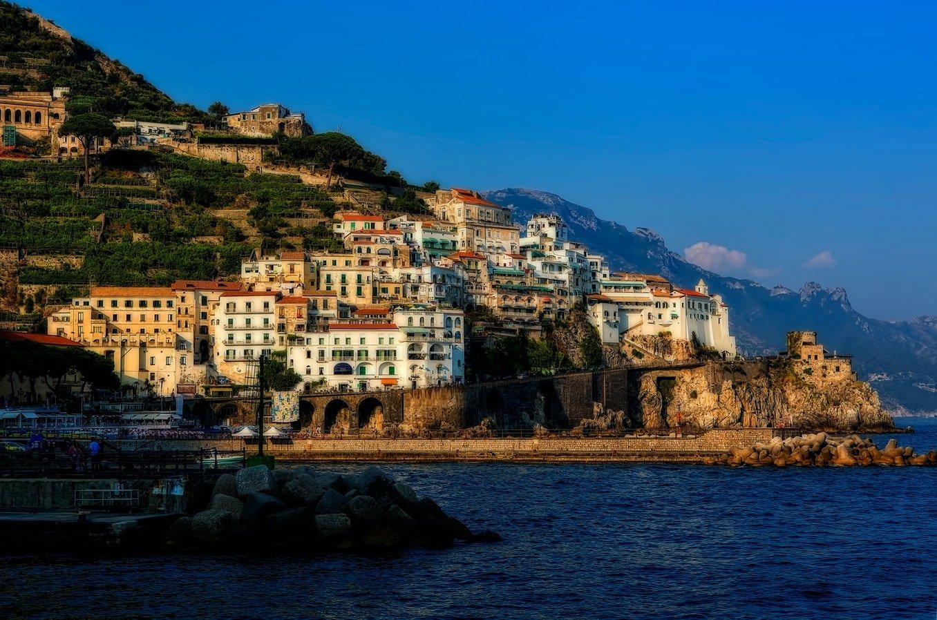 Itinerari auto Costiera Amalfitana