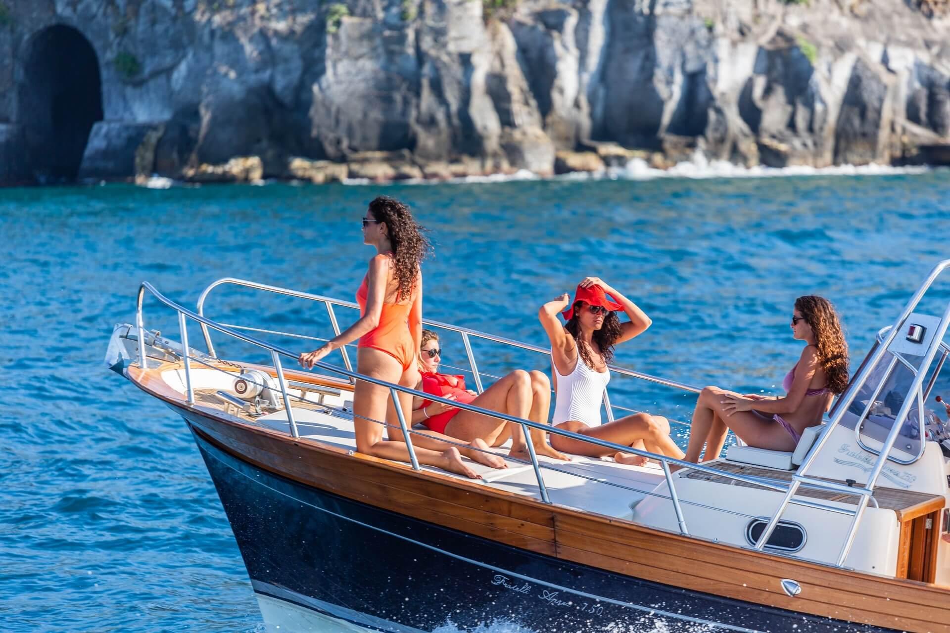 Boat Tour Capri