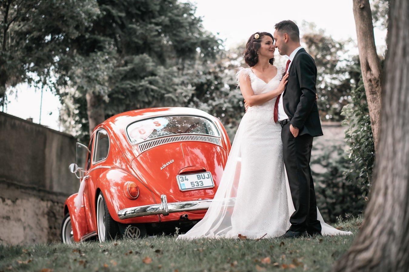 Costo noleggio auto per matrimonio