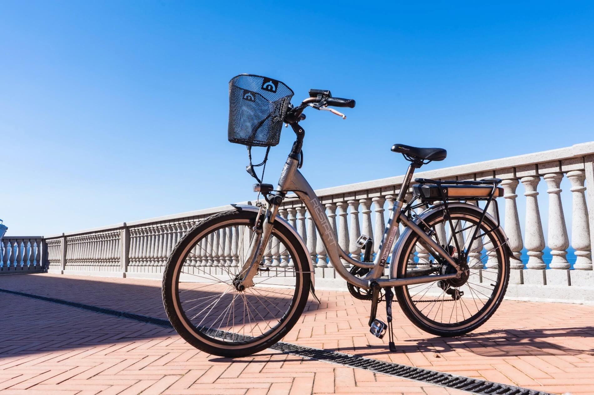 Where to rent an e-bike on the Amalfi Coast