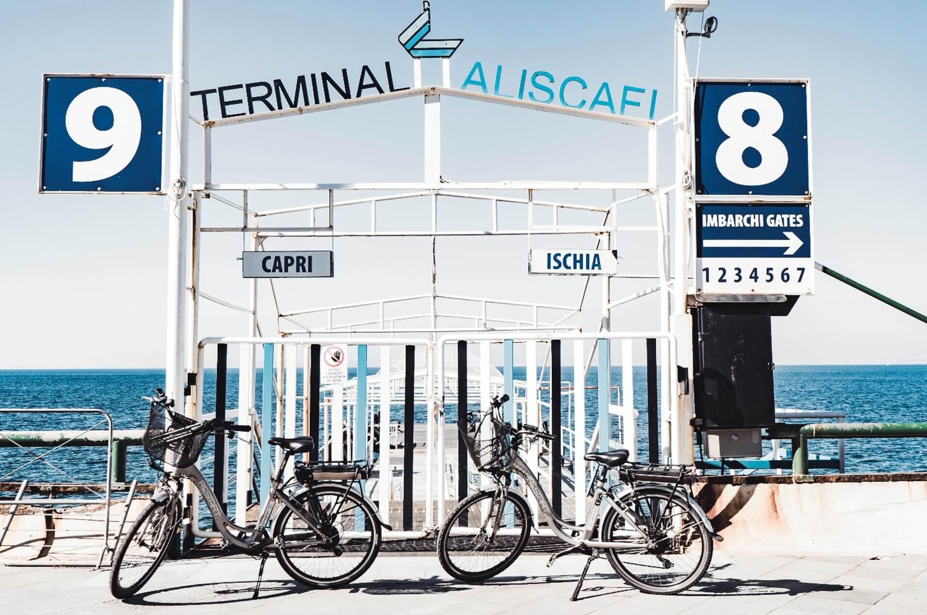 Why should you visit the Amalfi Coast by bike