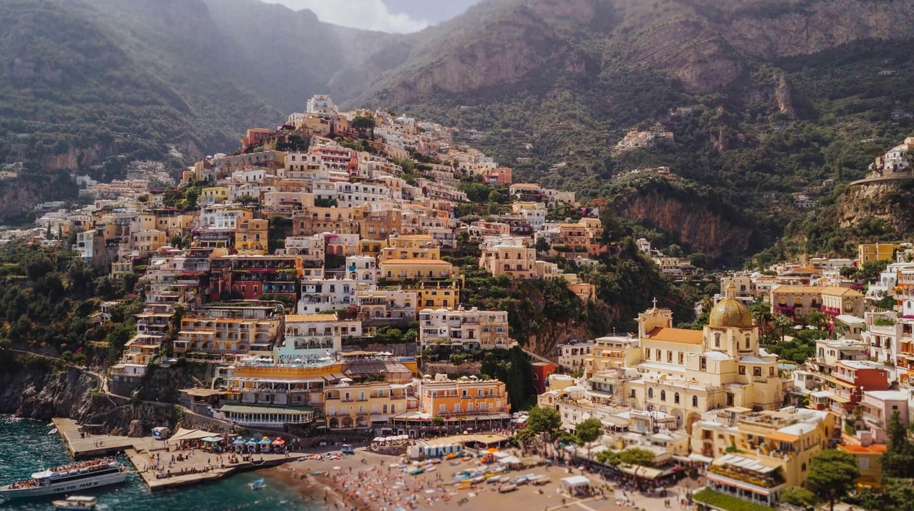 Spiagge Costiera Amalfitana